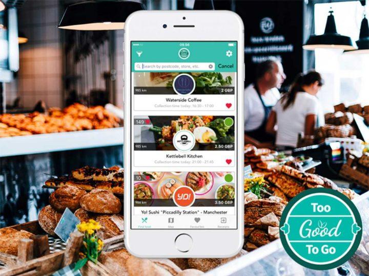 Too good to go: l'app per la lotta allo spreco di cibo dei ristoranti