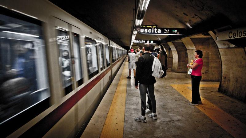 Potenziamento Metro C a Roma:  nuova fermata a Piazza Venezia